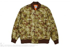 Digi Camo MA1 Military Bomber Jacket by BBC/Ice Cream
