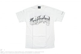 Boneyards NBHD By Jack Rudy Graphic Tee by Stussy x Neighborhood