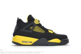Air Jordan 4 Retro Thunder by Jordan Brand