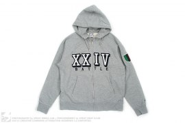 NSW Kobe Bryant XXIV Know Originate Battle Elevate Zip Hoodie by Nike Sportswear x Kobe Bryant