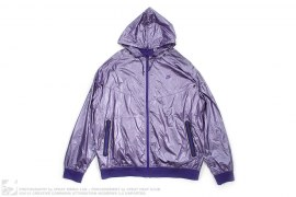 NSW Shimmer Mesh Windbreaker by Nike Sportswear