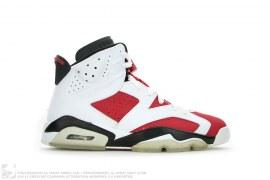 Jordan Collezione 17/6 Carmine Black Suede by Jordan Brand