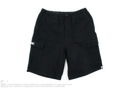 Foot Soldier Heavy Weight Cargo Sweatshorts by A Bathing Ape