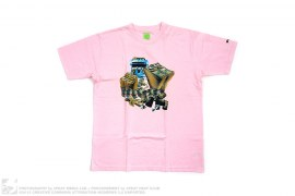 Stash Money Roll Graphic Tee by Swagger
