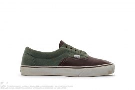 Two Tone Corduroy Low Top Sneakers by Vans x Trovata