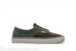 Two Tone Corduroy Low Top Sneakers by Vans x Trovata