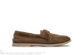Classic Suede Boat Shoes by Sperry Top Sider