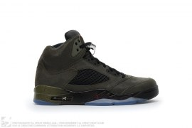 Jordan 5 Retro Fear Pack Promo Sample by Jordan
