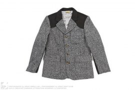 Tweed Blazer Jacket by BBC/Ice Cream