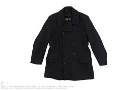 Reefer Peacoat by Gloverall