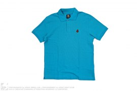 Chocolate Bar Pique Polo Shirt by BBC/Ice Cream