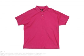 Moon Man Pique Polo Shirt by BBC/Ice Cream