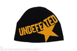 Star Beanie by Undefeated