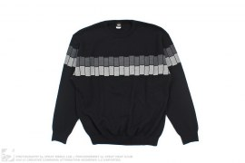 Brick Line Sweater by Sarcastic Homme
