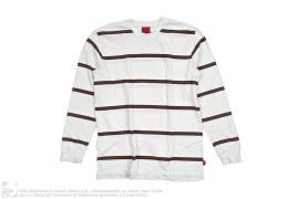Gu*ci Border Crewneck Sweatshirt by Swagger