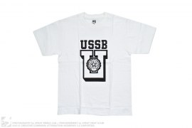Ursus U College Logo T by A Bathing Ape