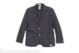 Twill Cotton Blazer by Bedwin