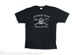 Support Your Local Supply Tee by Supply