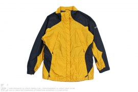 Yellow And Blue Jacket by Columbia