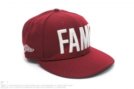 FAME Logo Hat by Hall of Fame