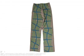 Prorsum Seacheck Pants by Burberry