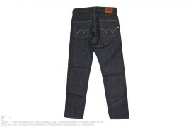 ED-49 Regular Relaxed Dry 13.5oz Granite Raw Denim by Edwin