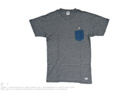 Tribal Pocket Tee by Crooks & Castles
