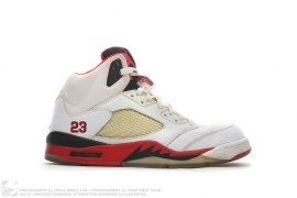 Air Jordan 5 Retro Fire Red by Jordan Brand