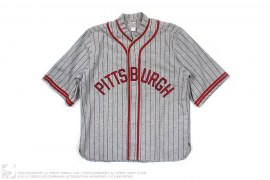 Pittsburgh Baseball Jersey by Ebbets Field