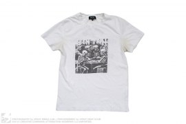 Trippy Symphony Tee by APC x Been Trill