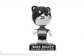 Baby Bkcatt by Baby Milo from Bape by A Bathing Ape