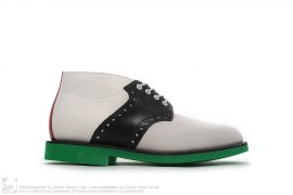 Saddle Chukka Boot High Promo Only 100 PROMO by Mark McNairy x Heineken