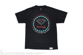 All That Glitters Aint Gold Tee by Diamond Supply Co