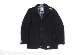 Paramount Quality Peacoat by Bedwin