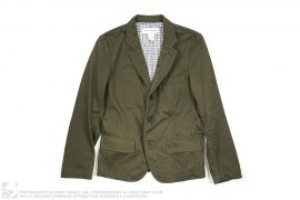 CDG Shirt Blazer Sport Coat Jacket by Comme des Garcons