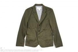 CDG Shirt Blazer Sport Coat Jacket by Comme des Garcons