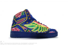 Eason Chan Wing High Tops by adidas x Jeremy Scott