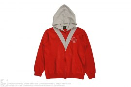 Season 7 IC Smiley Preppy Sweater Zip Up Hoodie by BBC/Ice Cream