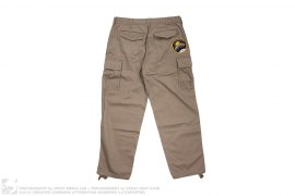 BBC Patch Cargo Parachute Pants by BBC/Ice Cream