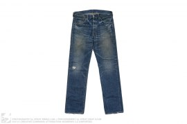 LVC Japan Vintage Wash Denim by Levi's