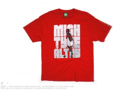 Mightly Healthy StickBall Tee by Mighty Healthy