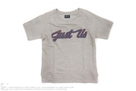Just Us Short Sleeve Crewneck by Kith