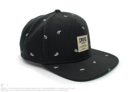 Paisley Snapback by Crooks & Castles