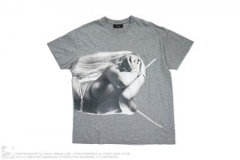 Nude Girl Heather Tee by Givenchy