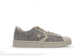 First String Pro Leather OX Japanese Terry by Converse