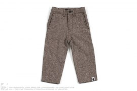 Tweed Pants by A Bathing Ape