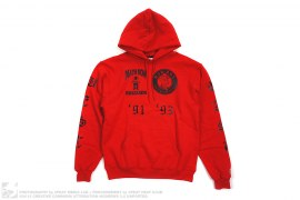East vs West Champion Pull Over Hoodie by Dbruze