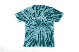 Classic Logo Tie Dye Tee by Chocolate