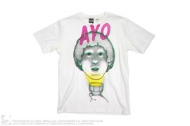 Ayo 3D Flashlight Face Tee by Phenomenon