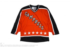 Campbell CCM Vintage Hockey Jersey by NHL x Reebok